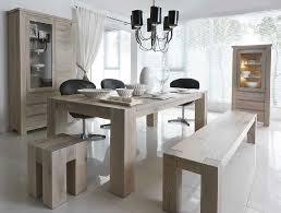 modern wood dining room sets:  white interior curtain also elegant dining room lighting ideas plus modern bench design and ceramic floor