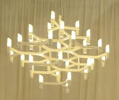 candle decorative modern pendant lamp candle pendant lighting