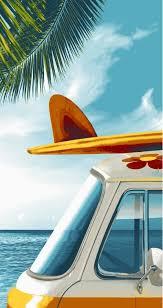 "Mainstays <b>Gone Surfing</b> Oversized 34"" x 64"" Beach Towel - Walmart ..."
