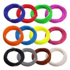 Комплект <b>пластика</b> PLA Myriwell для <b>3D</b>-<b>ручек</b> (12 цветов ...
