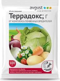 "<b>Гранулы от почвенных вредителей</b> Avgust ""Террадокс"", Г, 100 г ..."
