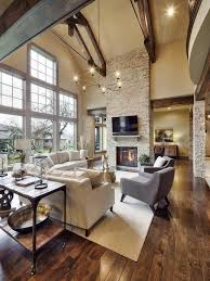rustic style living room clever: rustic living room with crate and barrel driftwood coffee table tv wall mount columns