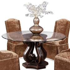 Glass Top Pedestal Dining Room Tables Dining Room Table Leg Designs Roomy Designs