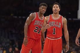 Image result for derrick rose jimmy butler
