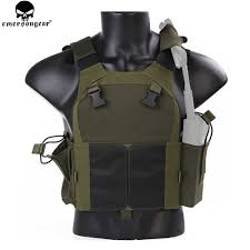 <b>EMERSONGEAR SPC Tactical</b> Vest Wargame Army Military Hunting ...