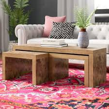 <b>Two Piece Coffee</b> Table | Wayfair.co.uk