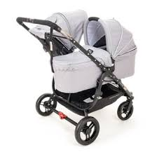 <b>Люлька Valco baby</b> External Bassinet для Snap Duo Cool Grey