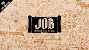 scripture series job