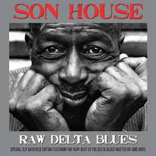 <b>Son House RAW</b> DELTA BLUES Vinyl Record