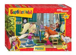 <b>Пазл Барбоскины</b> 160 элементов <b>Step Puzzle</b> - купить <b>Пазл</b> ...