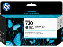 <b>HP 730</b> 130-ml <b>Matte</b> Black <b>DesignJet</b> Ink Cartridge | <b>HP</b>® Israel