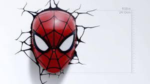 <b>Marvel</b>: <b>Spider Man 3D</b> Wall Light - YouTube
