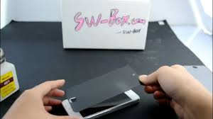 <b>Anti</b>-<b>Spy</b> Privacy <b>Screen Protector</b> Guard for iPhone 5 - YouTube