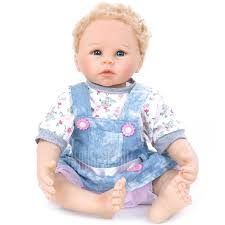 Simulation Reborn Baby Doll Sleep Helper Bathing Toy   Gearbest