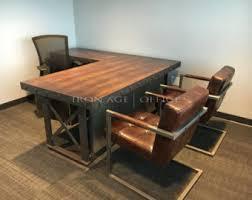 hybrid executive office desk l shape carruca desk office