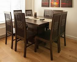 table kotak dark square kotak dark square dining table kotak dark square dining table