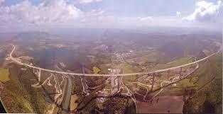 Millau Viaduct, tallest bridge