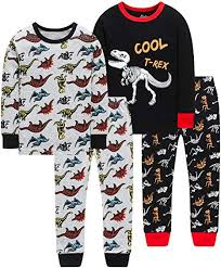 Pajamas for Boys Kids Christmas Children Sleepwear ... - Amazon.com