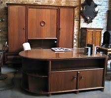 art deco office salon set credenzabookcasefile cabinet desk chair art deco office credenza