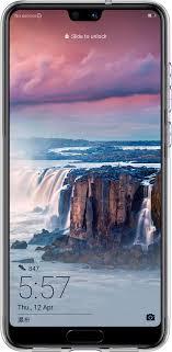 <b>Чехол Nillkin</b> Nature TPU Case для Huawei P20, White — купить в ...