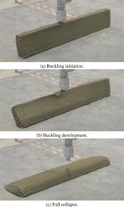 Structural failure during extrusion-based 3D <b>printing</b> processes ...