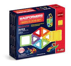 <b>Магнитный конструктор MAGFORMERS</b> Window Plus Set 20 ...