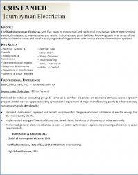 electrician apprentice resume template sample ipnodns ru