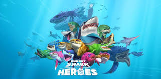 <b>Hungry Shark</b> Heroes - Apps on Google Play
