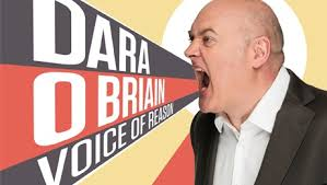 <b>Dara O Briain</b> - <b>Voice</b> of Reason - Milton Keynes Theatre - ATG Tickets