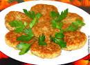 Рецепт котлет из рыбной консервы и риса