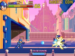 Mega Man 2: The Power Fighters (Mame)