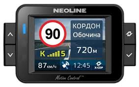 <b>Видеорегистратор</b> с радар-детектором <b>Neoline X</b>-<b>COP 9100s</b> ...