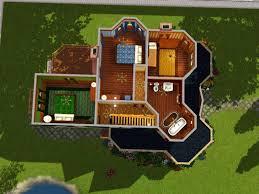 Mod The Sims   Laura Hawkins House   Ca  Queen Anne VictorianSecond Floor Rooms and Features Hallway Bedroom     Bedroom     Bathroom Bedroom