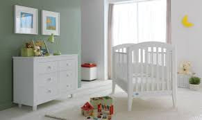 baby bedroom furniture white color