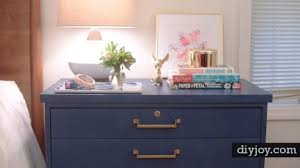 chalk paint furniture ideas try this diy nightstand diy joy projects and crafts chalk painting furniture ideas