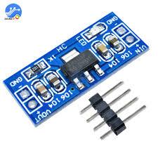 <b>5PCS</b> AMS1117 6 12V Turn to <b>5V Power Supply</b> Module AMS1117 ...