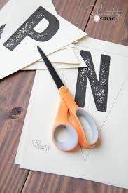 Free Printable <b>Letter Banners</b>   Printable <b>banner letters</b>, Printable ...
