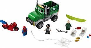 Купить <b>Конструктор Lego Super</b> Heroes Ограбление Стервятника ...