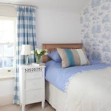 blue and white country bedroom blue small bedroom ideas