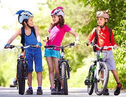 kingbike kids cycling helmet bike