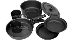 <b>Набор</b> посуды Prologic Survivor <b>Camping</b> Cook Set - 8pcs. Купить ...