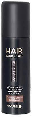 <b>Спрей</b>-<b>макияж для волос Colorianne</b> Hair Make-Up 75мл Brelil ...