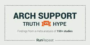 The Truth About <b>Arch Support</b> - A Meta Analysis of 150 Studies ...