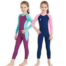 <b>Kids</b> Short Sleeve Rash guards <b>One Piece Swimsuit</b> Scuba ...