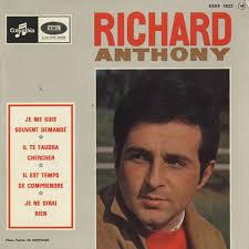 """Richard Anthony, Je Me Suis Souvent Demandé EP, France, Deleted, 7"""" - Richard%2BAnthony%2B-%2BJe%2BMe%2BSuis%2BSouvent%2BDemand%25E9%2BEP%2B-%2B7%2522%2BRECORD-488882"""