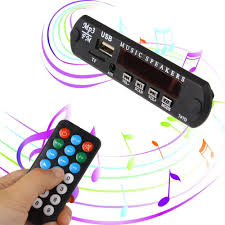 12V MP3 декодер Совет аудио <b>модуль</b> USB TF радио для ...