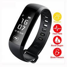 <b>M2</b> Pro <b>Smart Wristband</b> Bracelet Fitness Tracker Blood Pressure ...