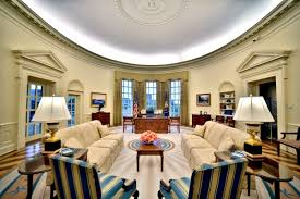the oval office at the george w bush presidential library photo dcvb bush library oval office