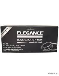 Купить Elegance <b>Black</b> Depilatory <b>Wax</b> - <b>Черный воск для</b> ...