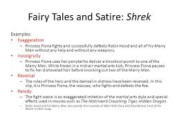 satirical essay help aosc fairy tales and satire shrek underneath your examples please answer the following satire essay satire essay example